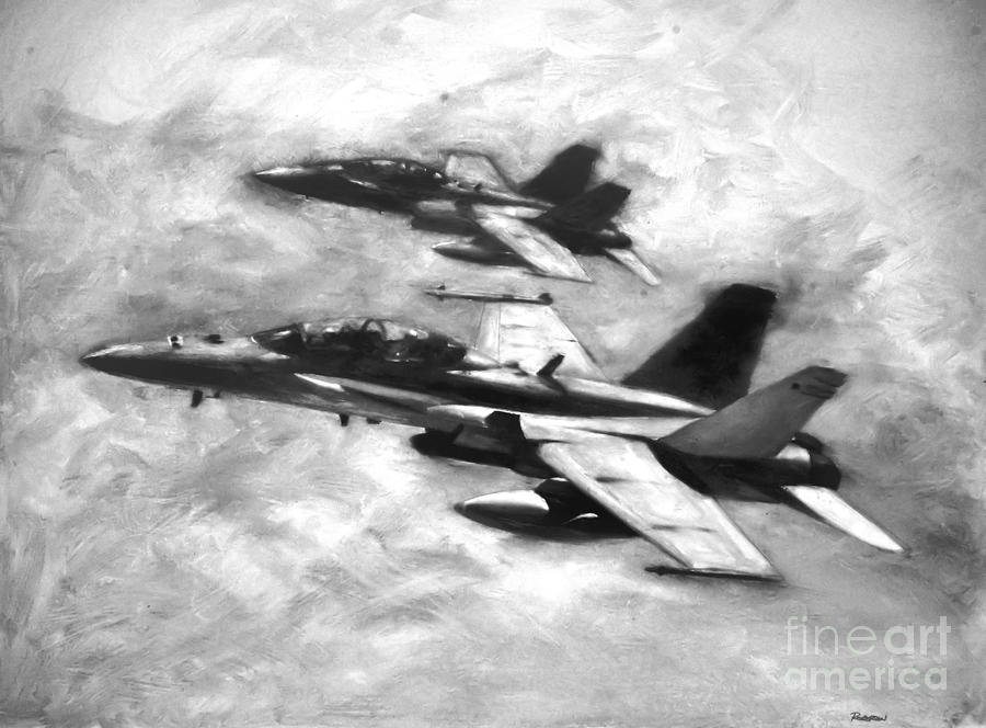 Hornets Painting