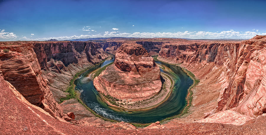 colorado river at horseshoe - photo #2