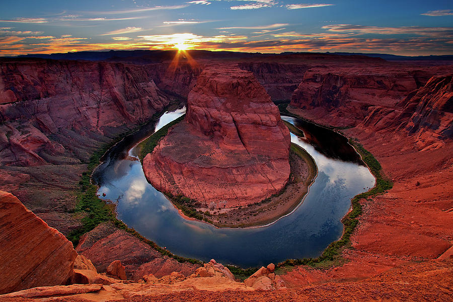Horseshoe Bend Arizona Photograph