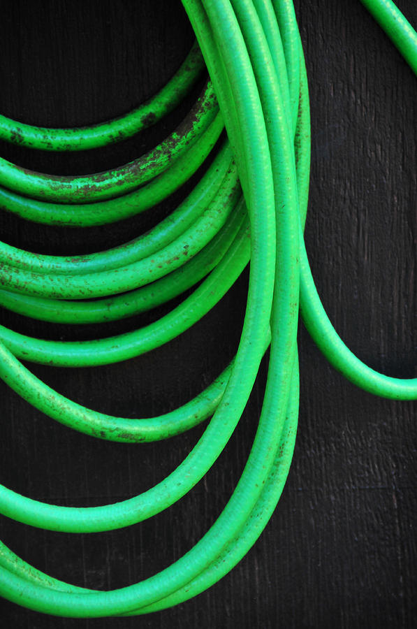 Hosed Photograph  - Hosed Fine Art Print