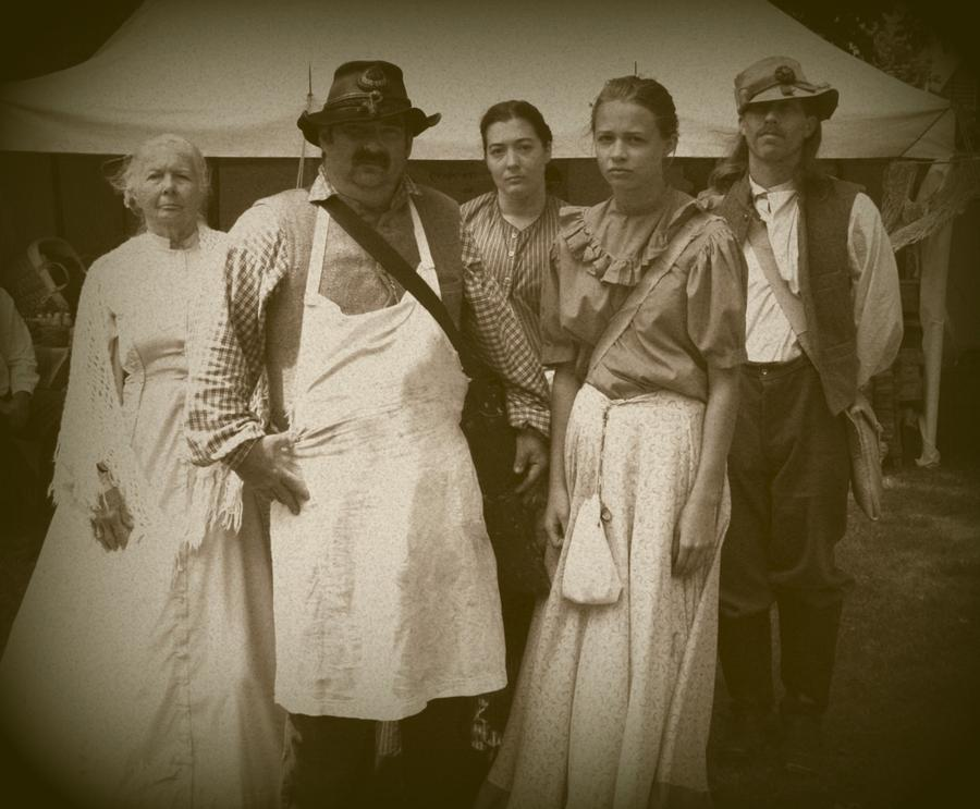 Hospital Staff Photograph