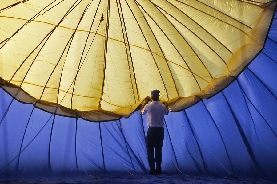 Hot Air Balloon - 11 Photograph