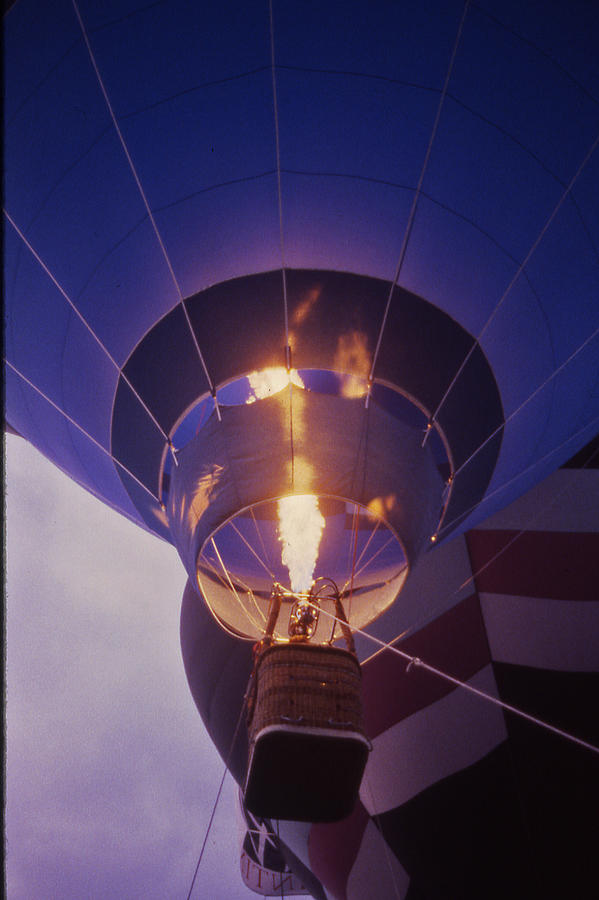 Hot Air Balloon - 2 Photograph