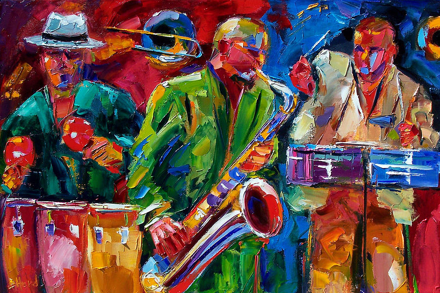 Hot <b>Cuban</b> Jazz by Debra Hurd