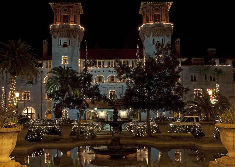 Hotel Alcazar Photograph