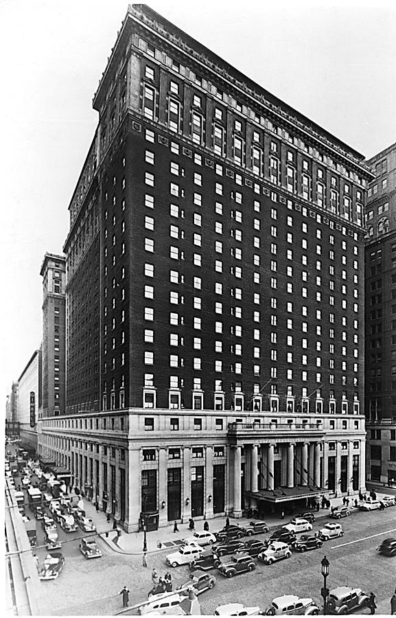 Hotel Pennsylvania, New York City Photograph