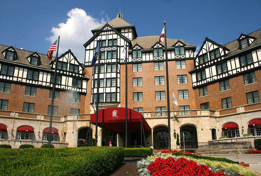 hotel roanoke by mindy woodford