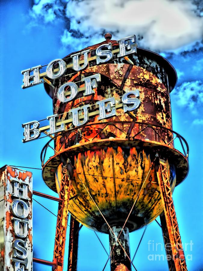 House Of Blues Orlando Photograph