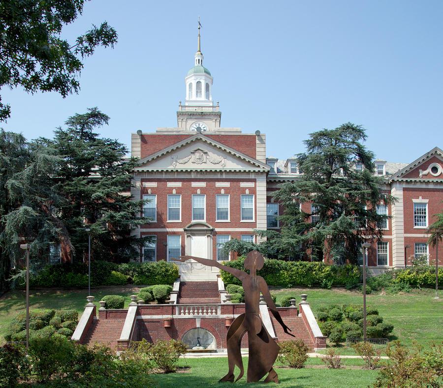 Howard university by carol m highsmith