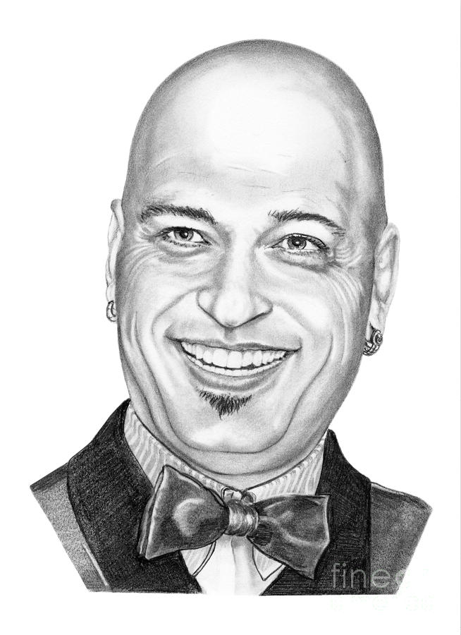 Howie Mandel Drawing