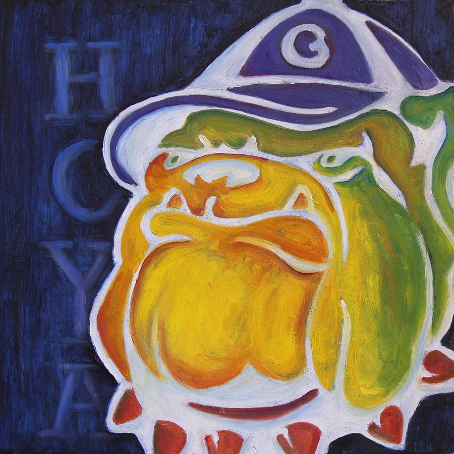 Hoya Jack Painting