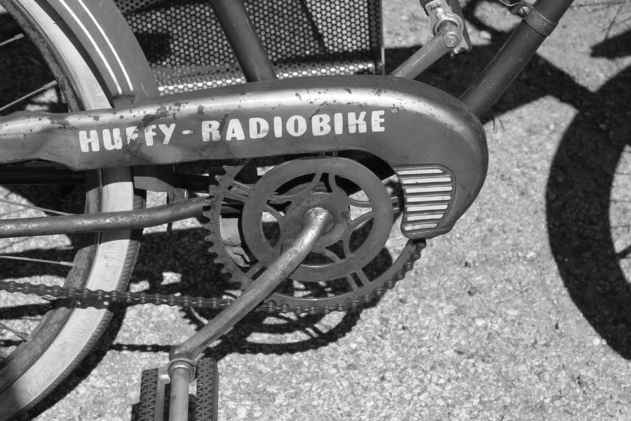 Huffy Radio Bike Photograph  - Huffy Radio Bike Fine Art Print