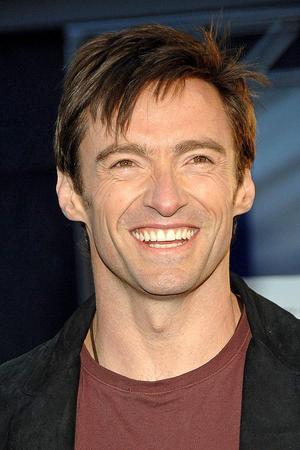 Hugh Jackman At Arrivals For Flushed Photograph