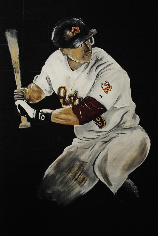 Hunter Pence 2 Painting