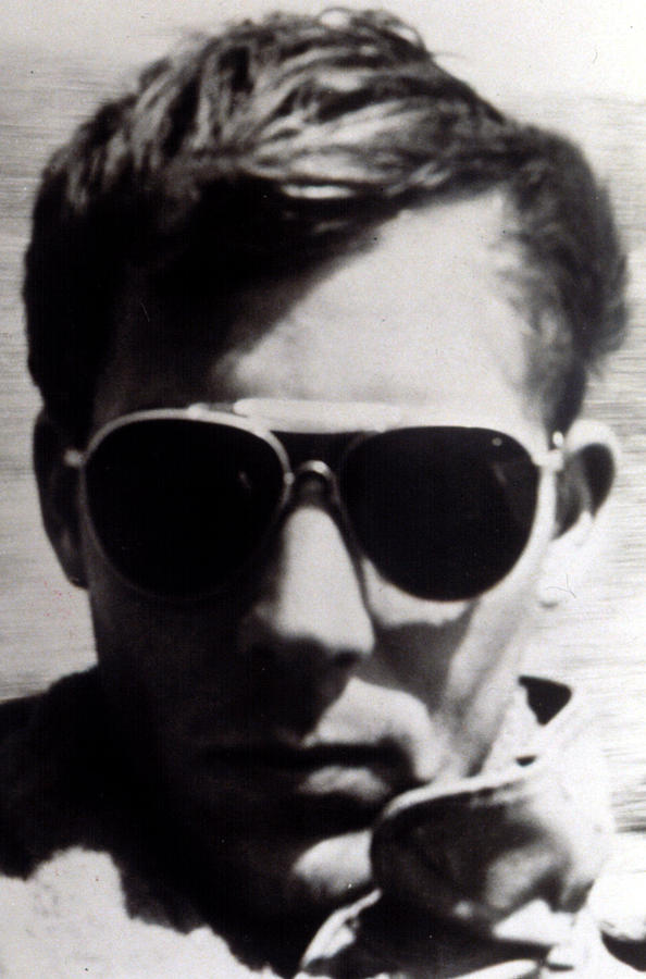 Hunter S. Thompson, 1960s Photograph