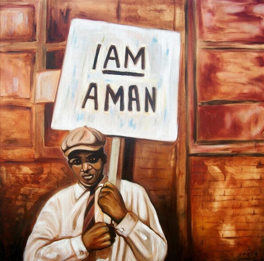 i am a man by emery franklin