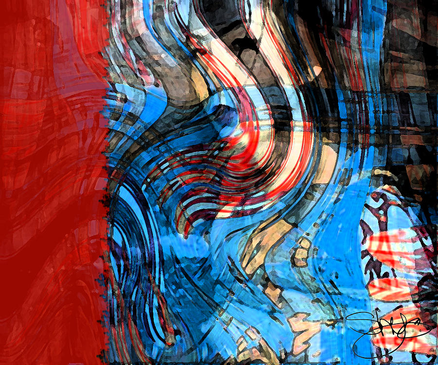 I Dream Of Geisha Mixed Media  - I Dream Of Geisha Fine Art Print