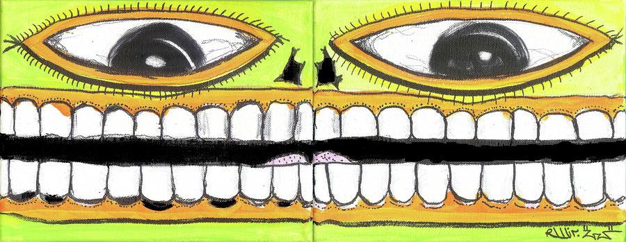 I Like 2 Smile Digital Art