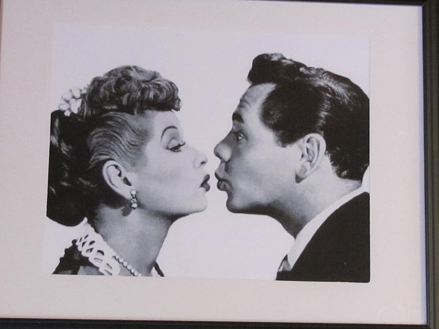 I Love Lucy Photograph