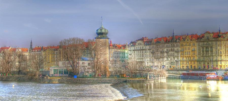 I Love Prague  Photograph