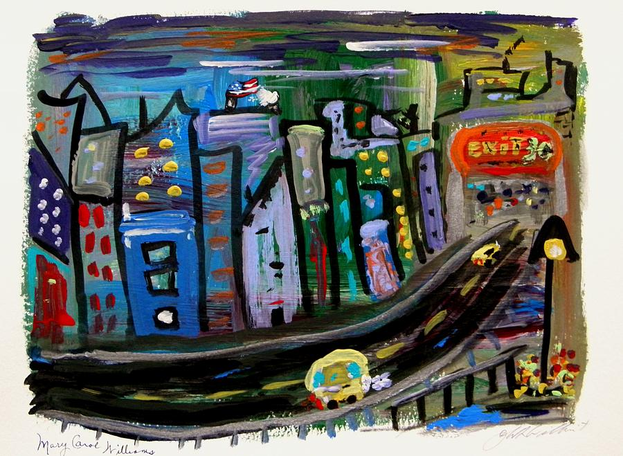 I See My Destination Painting  - I See My Destination Fine Art Print