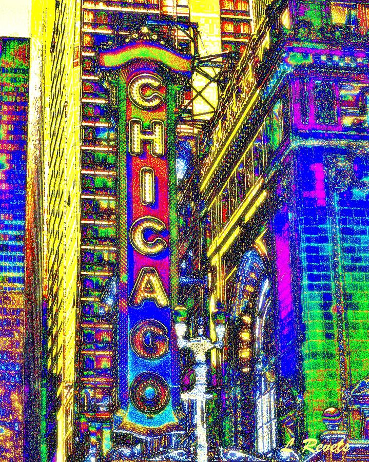 Iconic Chicago Photograph