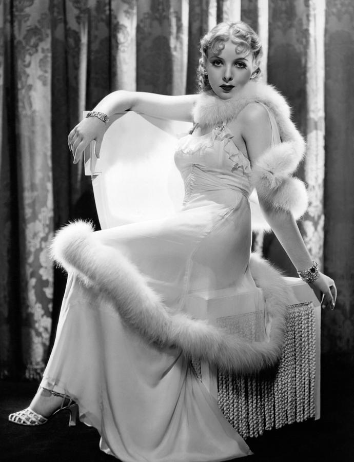 Ida Lupino, Paramount Pictures Photograph