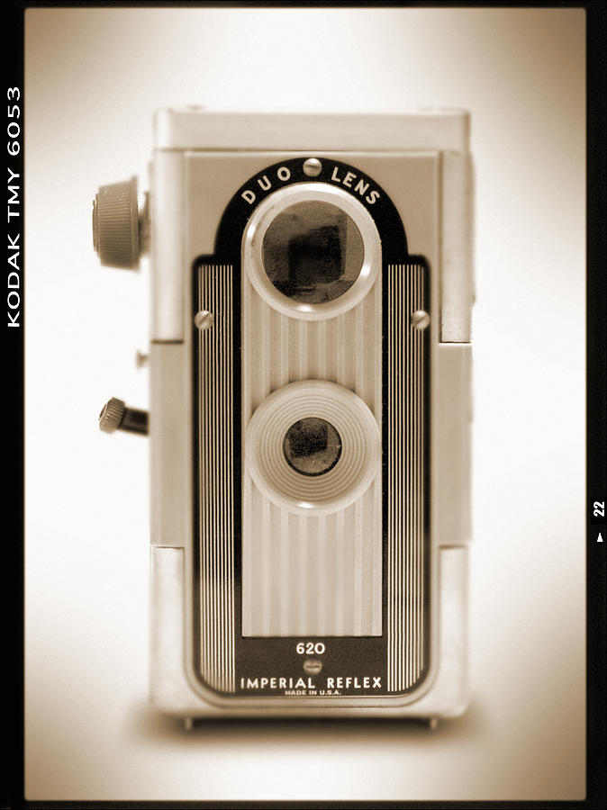 Imperial Reflex Camera Photograph  - Imperial Reflex Camera Fine Art Print