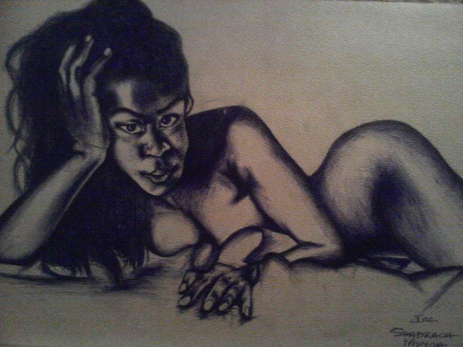 In My Bedroom Drawing