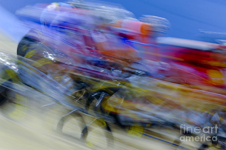 In Pursuit Photograph  - In Pursuit Fine Art Print