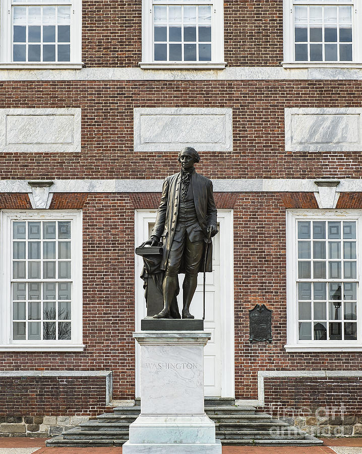 Independence Hall Philadelphia Photograph  - Independence Hall Philadelphia Fine Art Print