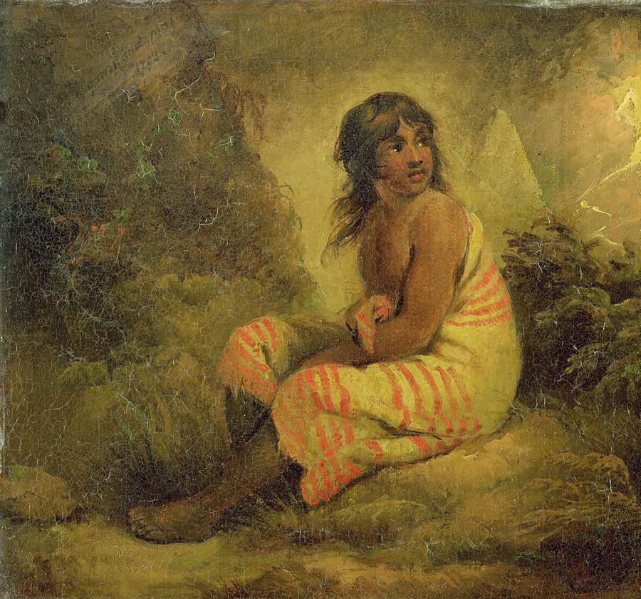Indian Girl Photograph