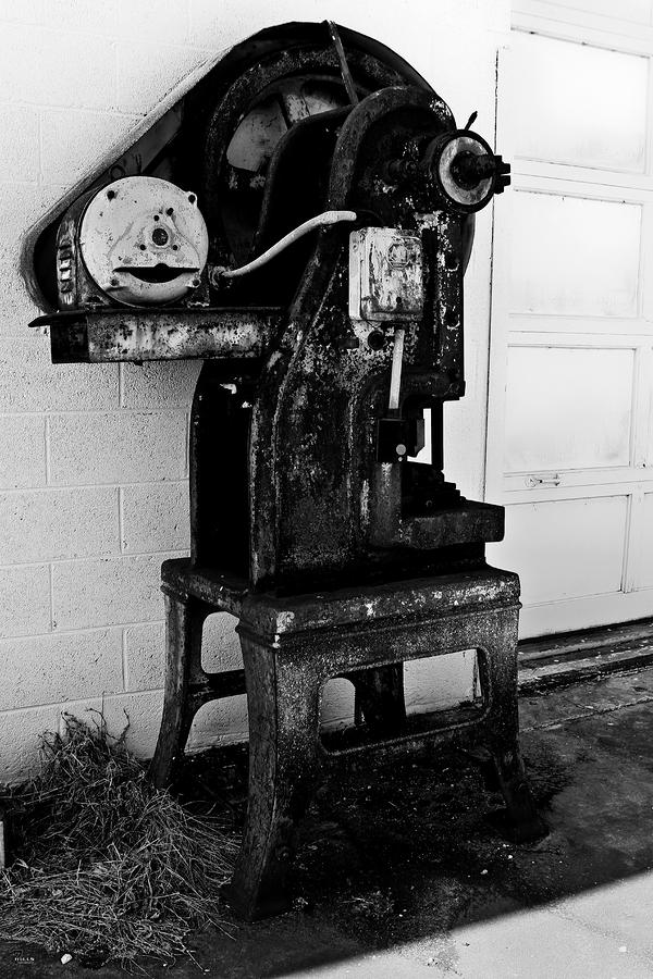 Industrial Photograph