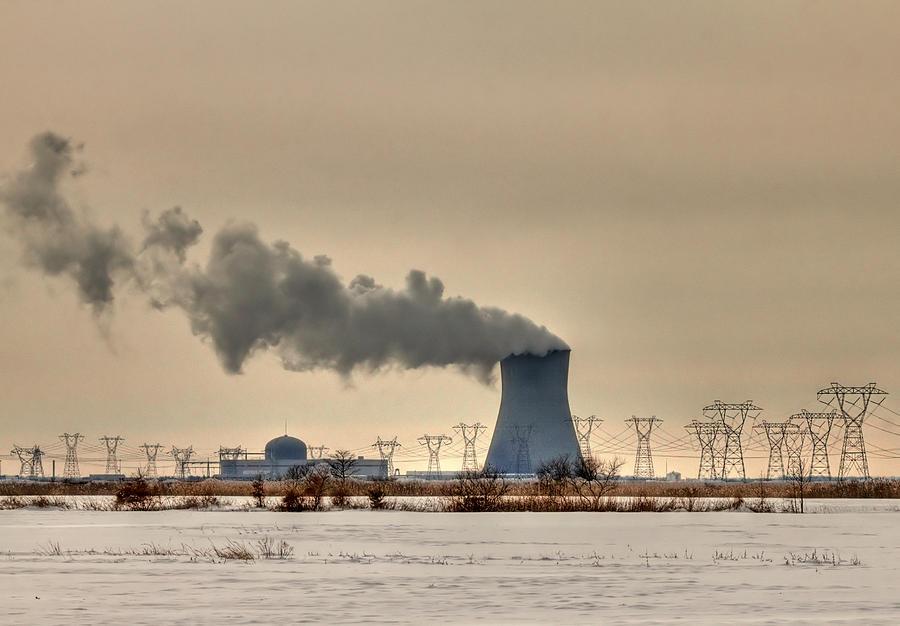 Industrialscape Photograph