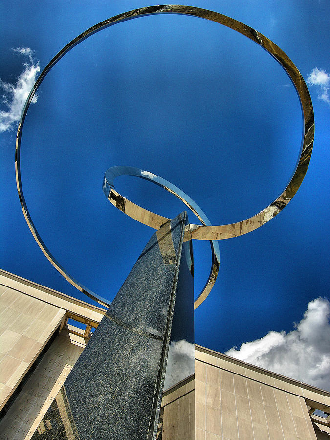 Infinity Photograph - Infinity Take One by Steven Ainsworth
