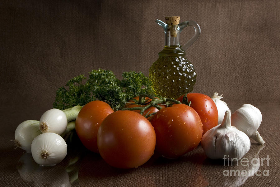 Ingredients Photograph  - Ingredients Fine Art Print