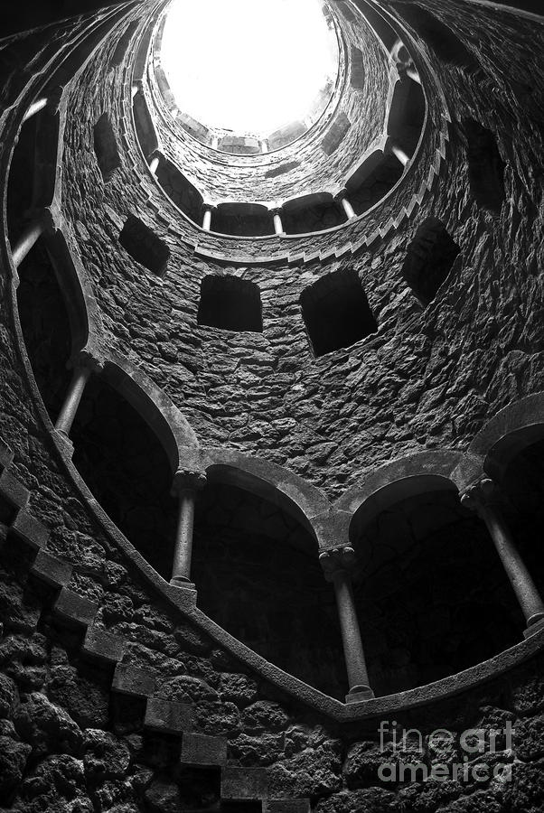 Initiation Well Photograph  - Initiation Well Fine Art Print