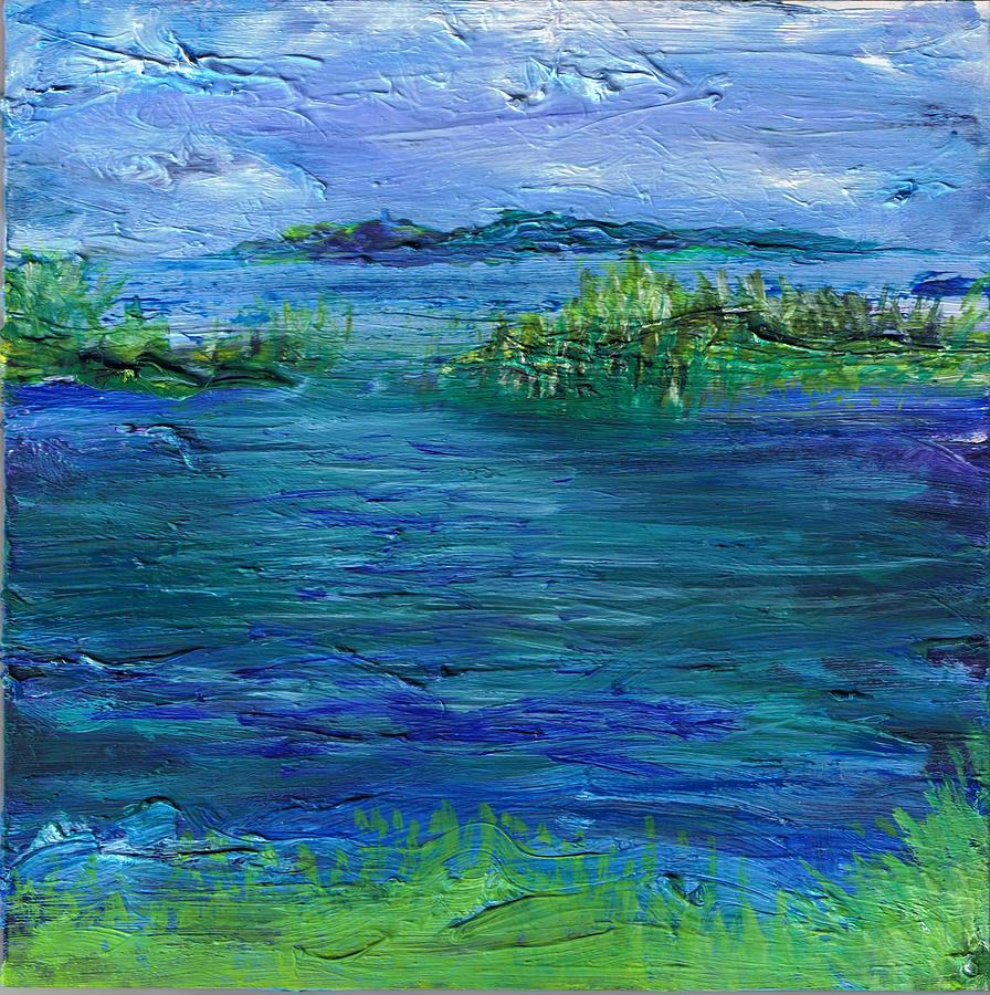 Inlet Painting