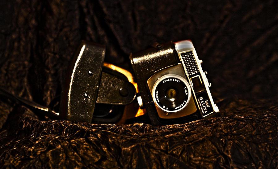 Fotografia.camara Photograph - Inmortalizar by Luis oscar Sanchez