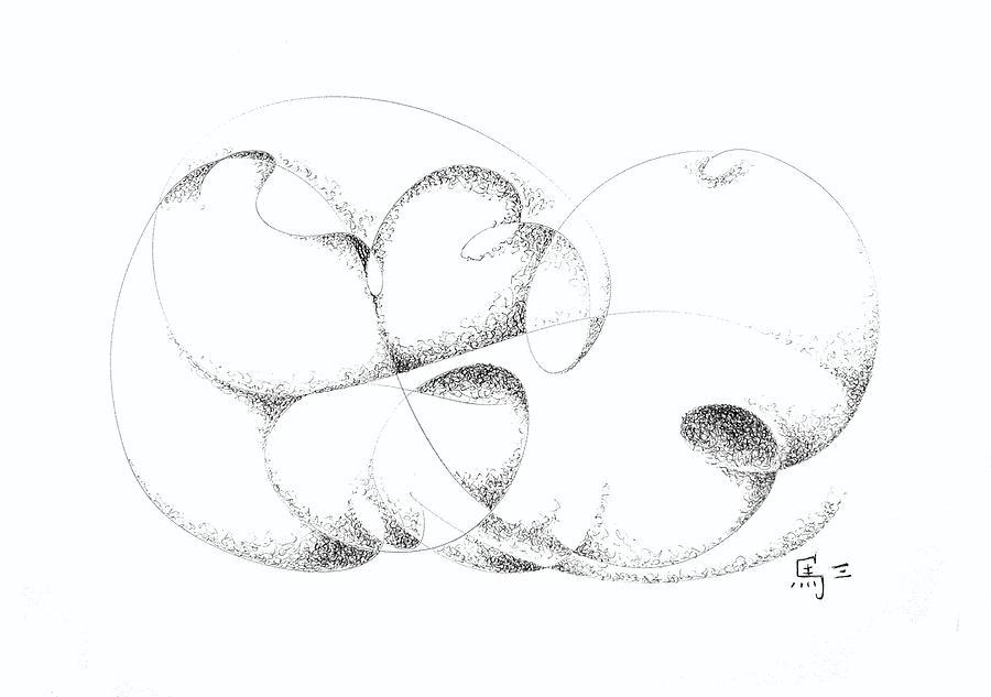 Inner Strength Drawing
