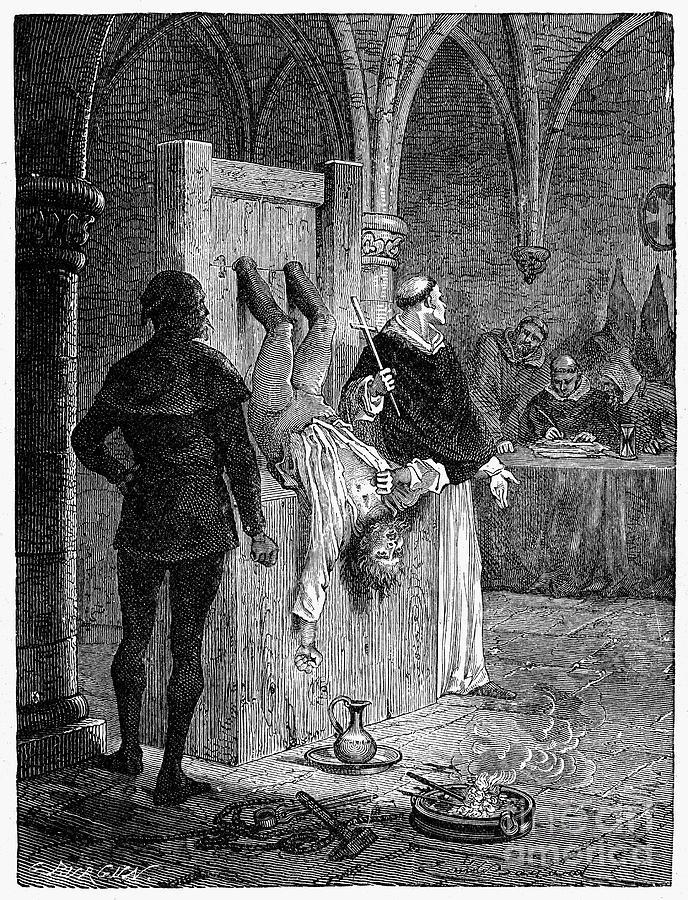 Inquisition: Torture Photograph