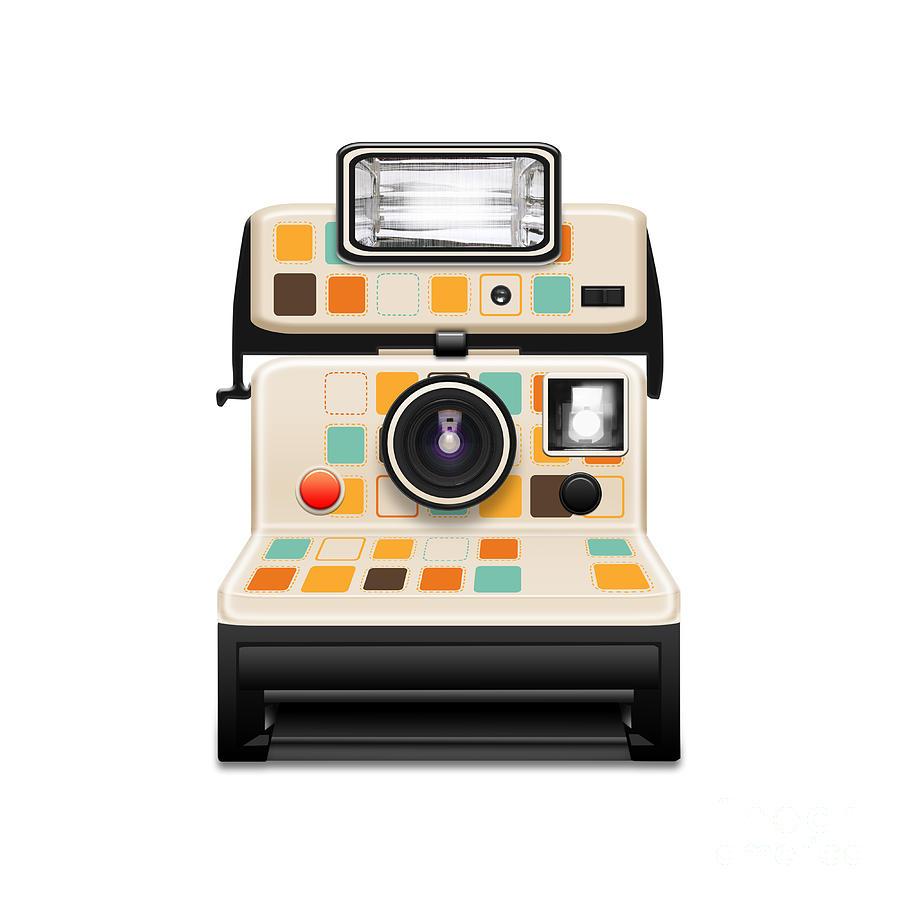 Instant Camera Photograph
