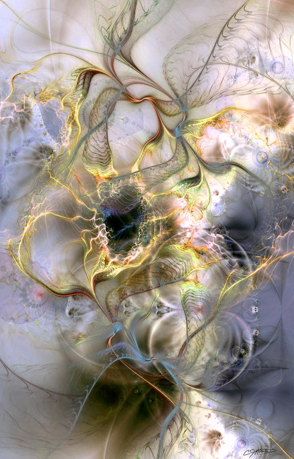 Interconnectedness Of Life Digital Art