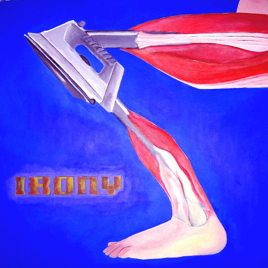Iron-knee Painting