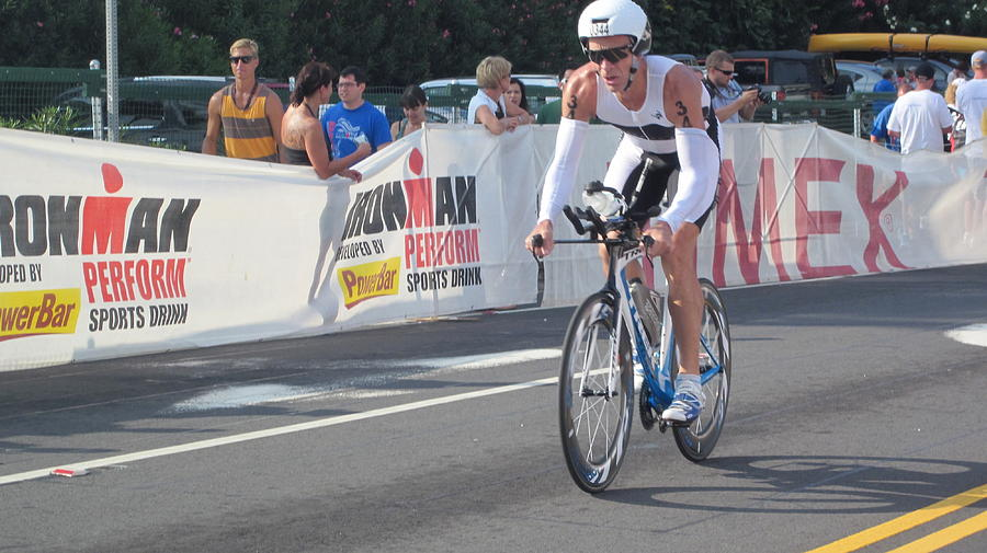 Ironman Photograph  - Ironman Fine Art Print