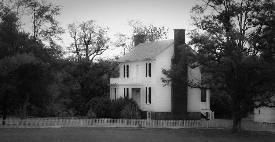 Isbell House Appomattox Virginia Photograph  - Isbell House Appomattox Virginia Fine Art Print