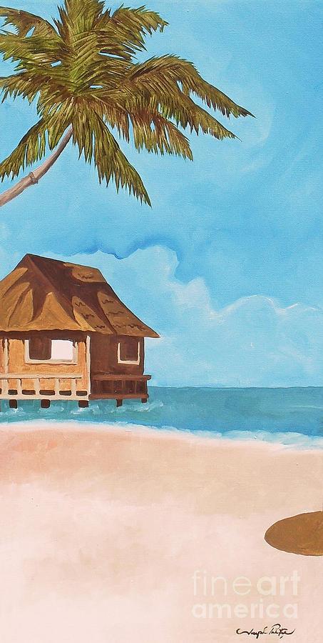 Island Dreams 1 Painting