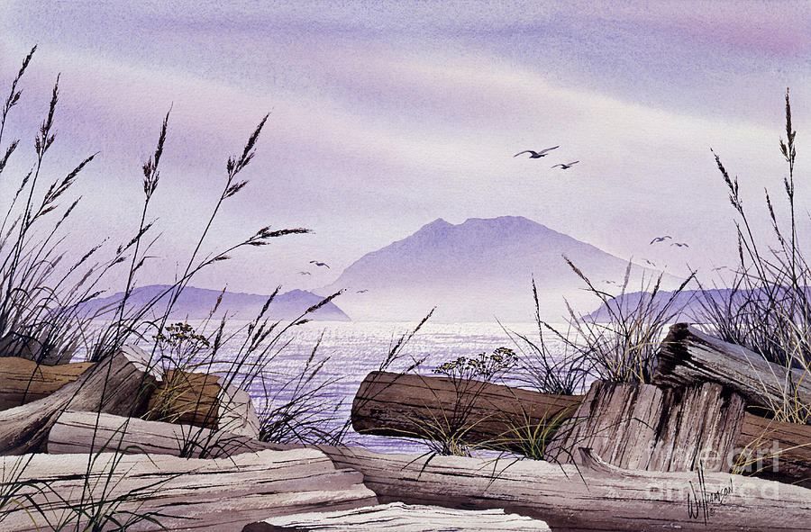 Island Splendor Painting