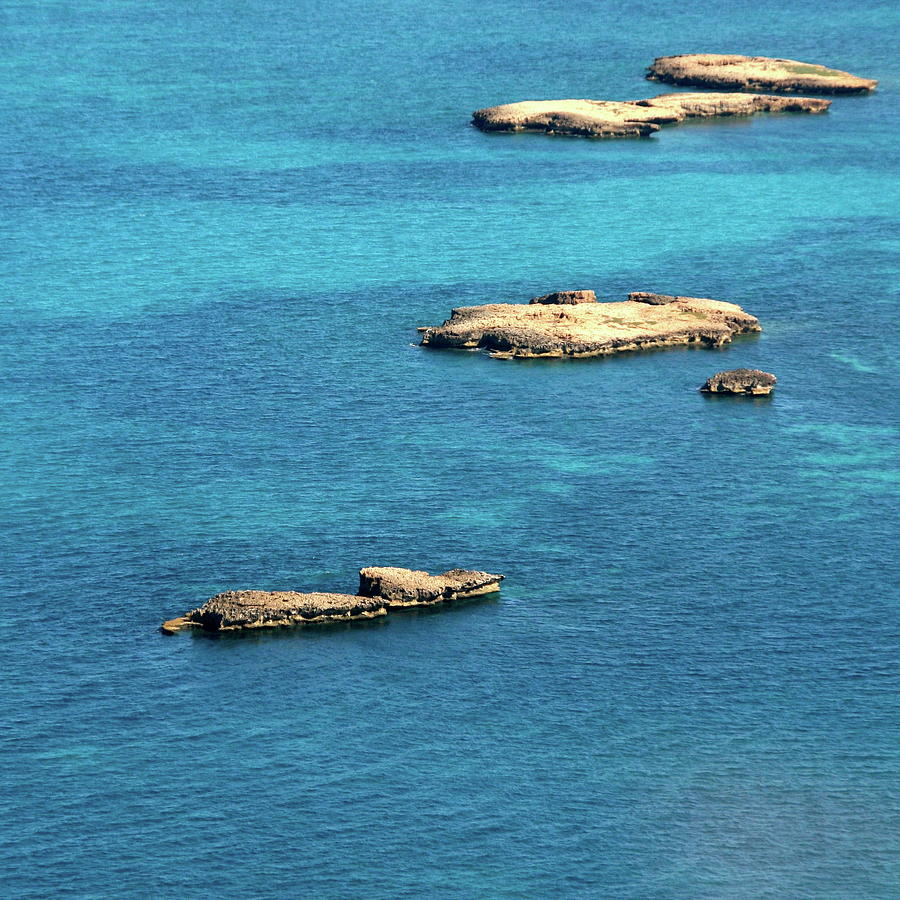 Islets Islands Photograph  - Islets Islands Fine Art Print