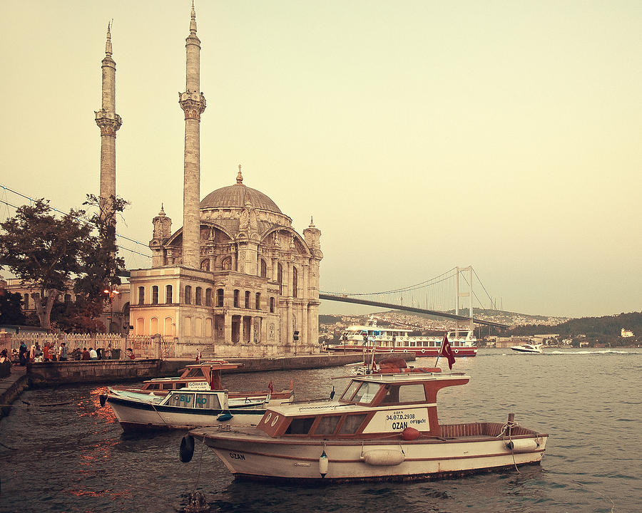 Istanbul Photograph - Istanbul by Ilker Goksen